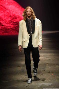 Male Fashion Trends: Magliano Runway Show - Pitti Immagine Uomo 93