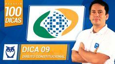 Dica 09 do Desafio 100 Dicas para INSS. Dica de Direito Constitucional por Prof. Ricardo Vale