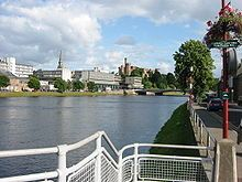 Inverness, Scottish Highlands - Wikipedia, the free encyclopedia