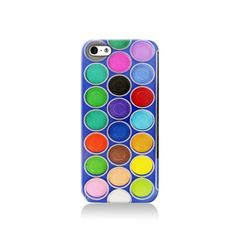 Paint Palette iPhone case, iPhone 6 case, iPhone 6 Plus case, iPhone 4 case iPhone 4s case, iPhone 5 case 5s case and 5c case