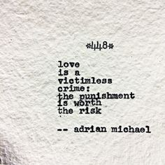 Blinking Cursor Series No. 448 #adrianmichael #typewriter #poetry #quotes