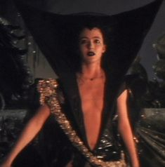 I have always loved Mia Sara's wedding dress from the Darkness in the movie Legend.