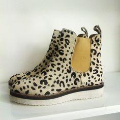 cool shoes I spotted (har, har) @asos' showroom