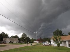 A storm moving through Crestview on 6-11-12  Submitted by: Kraig Ramey