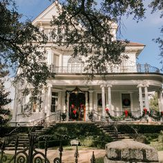 New Orleans House Tour - Kelly in the City The Effective Pictures We Offer You About beauty houses d New Orleans Mansion, New Orleans Homes, House In New Orleans, Dream House Exterior, Dream House Plans, Dream Houses, Old Style House, Sims 4, New Orleans Architecture