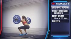 2014 CrossFit Regionals: Day 2 Workouts Released!