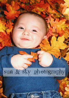 My son - 5 months old