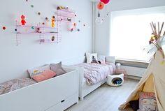 Sweet shared room