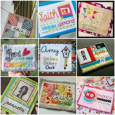 Quilt Guild Name Tag | Quilts | Pinterest | Patchwork patterns ... : quilting name tags - Adamdwight.com
