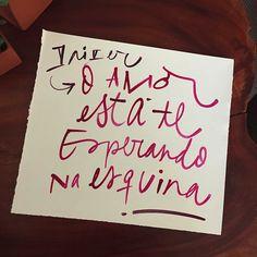 Projeto Minha Carta de Amor;