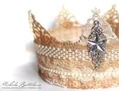 Pixie Hill: Starry Lacy Princess of Power Crown
