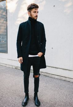 The One | lookbookdotnu: CAN'T STAND ME NOW (by Christoph...