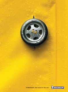 The Print Ad titled RAIN was done by DDB Toronto advertising agency for brand: Michelin in Canada. It was released in the Apr Ads Creative, Creative Artwork, Creative Posters, Creative Advertising, Advertising Design, Advertising Poster, Advertising Campaign, Marketing And Advertising, Ad Design