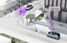 Los autos Volkswagen podrán comunicararse con otros vehículos en 2019