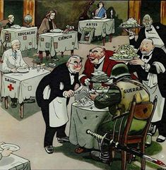 Best Cartoons from Famous Cartoonists (caricatures, caricaturas, karikaturen, caricaturi) Photo Keywords: war Political Art, Political Cartoons, Political Reform, Satirical Illustrations, Meaningful Pictures, Deep Art, Politics, Thoughts, World
