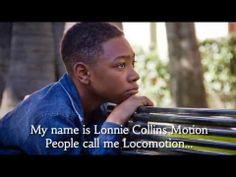 Locomotion Book Trailer - YouTube