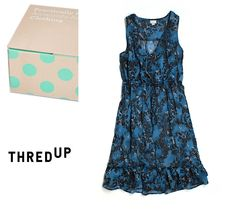 I just got this dress on thredUP and saved 75% off retail price -- If you use this link (http://www.thredup.com/r/MTCEFS) you'll get $10 off your first order and I'll get a $10 credit. It's a win win situation!