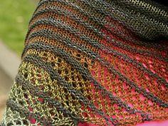Ravelry: Nymphalidea pattern by Melinda VerMeer #MiniSkeinMonday