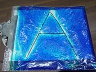 sensory bag tracing - could be used for alphabet, numbers, shapes, etc