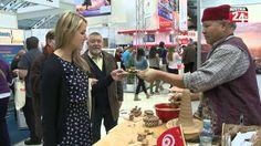 Ein Tag auf der Ferienmesse Linz - http://austria24.tv/themen/wirtschaft/ein-tag-auf-der-ferienmesse-linz/