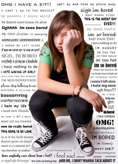 Teenage Stress - http://blogs.psychcentral.com/stress-better/2014/11/forget-positive-thinking-try-this-to-curb-teen-anxiety/