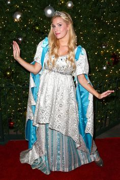 ARCADIA, CA - DECEMBER 14: Actress Emma Degerstedt attends the Westfield Santa Anita Free Winter Wonderland Party at Westfield Santa Anita on December 14, 2014 in Arcadia, California. (Photo by Imeh Akpanudosen/Getty Images for Westfield) — at Westfield Santa Anita.