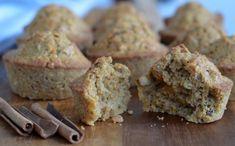 Zimowo-świąteczne muffiny o intensywnym korzennym aromacie to propozycja na śniadanie w 3. fazie diety przyspieszającej metabolizm. Danie diety przyspiesz