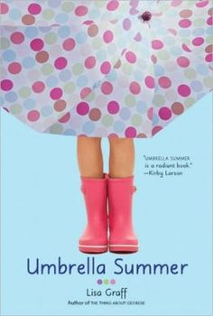 "In ""Umbrella Summer,"" Annie learns to close her ""umbrella of sadness"" even if life is filled with a million things that can go wrong. A Grades 3-5 title on the 2013-14 Oregon Battle of Books reading list."