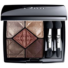 Dior 5 Colors Eyeshadow Palette, Limited Edition ($62) ❤ liked on Polyvore featuring beauty products, makeup, eye makeup, eyeshadow, hypnotize, christian dior eye shadow, palette eyeshadow, christian dior eyeshadow and christian dior