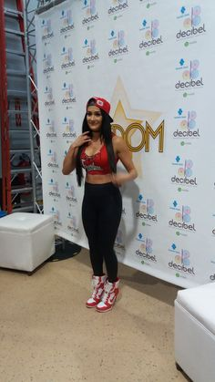 nikki bella in trinidad Nikki Bella Photos, Nikki And Brie Bella, Wrestling Superstars, Wrestling Divas, Wwe Outfits, Dance Outfits, Wwe Costumes, Carnival Costumes, John Cena Costume