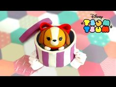 Mes créations Fimo Tsum Tsum de La Petite Sirène ! - YouTube