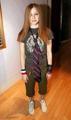 Avril Lavigne, Let Go era.