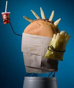Estátua da Liberdade - Fast Food