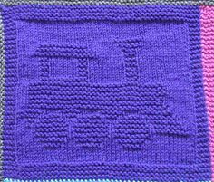 1000+ images about Dishcloth patterns - Vehicles on ...