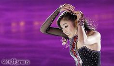 an evening with champions 2011 - yuna kim