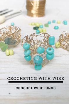 Learn to crochet wit