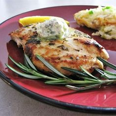 Rosemary Lemon Grill
