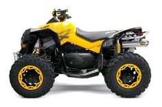 I have a feeling you'll like this one  Can-Am Renegade 800R/ Outlander 800/500 Slip-On System (2007-2011)  http://www.langston-motorsports.com/products/can-am-renegade-800r-outlander-800-500-slip-exhaust?utm_campaign=crowdfire&utm_content=crowdfire&utm_medium=social&utm_source=pinterest