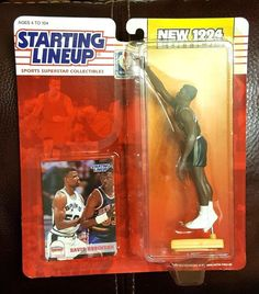 DAVID ROBINSON Starting Lineup 1994 Action Figure Card NEW UNOPENED NBA SPURS #Kenner