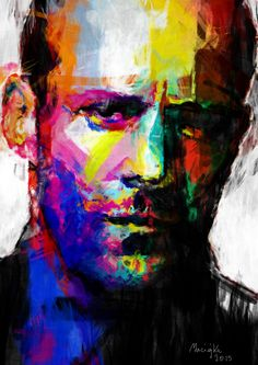 Jason Statham - MaciejKa