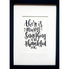 "Gefällt 202 Mal, 3 Kommentare - Tamara (@acryltastic) auf Instagram: ""there is always something to be thankful for - Inspired: @honeybopsdesigns __ #lettering…"""