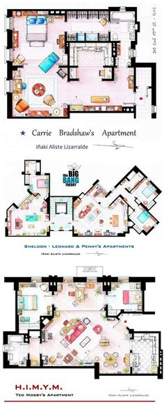 Carrie Apartment