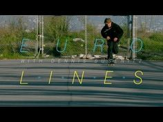 adidas Skateboarding Euro Lines. The short features fluid and smooth lines from the fast and technical skater which he performs across a variety of the perfectly smooth concrete obstacles Europe has become known for.