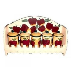 apple kitchen decor | TICO DECORATIONS Home, kitchen, garden decor ...