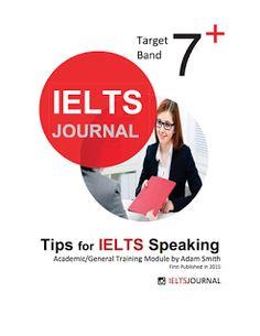 IELTS Journal - Tips for ielts speaking