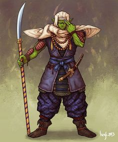 """""""Samurai Piccolo"""" Did you know that in the catalan dub Piccolo is named """"Cor Petit"""" wich means """"Little Heart""""? Also, this is available as a…"""