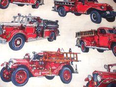 Olden Fire Trucks