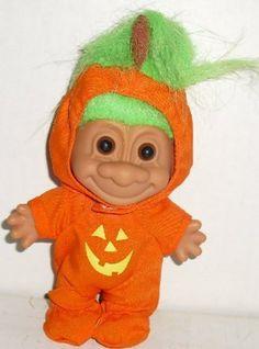 My Lucky Troll Halloween Jack O Lantern Pumpkin by Russ Berrie, http://www.amazon.com/dp/B008MHFNE6/ref=cm_sw_r_pi_dp_zYvArb199C1SZ