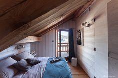 Chambre chalet à Méribel par Chalets Bayrou