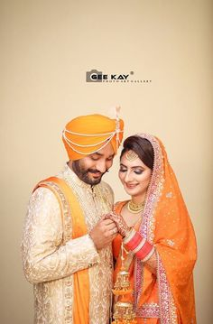 Indian Wedding Poses, Punjabi Wedding Couple, Couple Wedding Dress, Wedding Couple Photos, Indian Wedding Couple Photography, Bride Photography, Couple Photography Poses, Pre Wedding Photoshoot, Wedding Shoot
